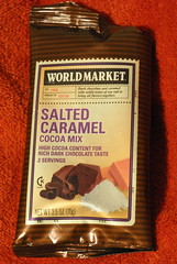 World Market Salted Caramel Cocoa Mix