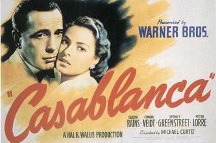 推薦好片: Casablanca 北非碟影(1942)