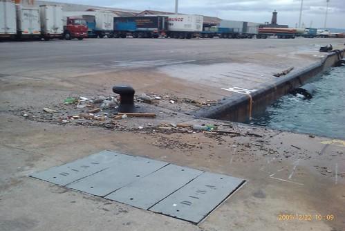 Puerto de <span class=