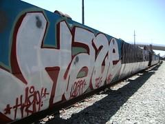 haze (graffiti oakland) Tags: yards train graffiti oakland haze mbt freight tsg 126r