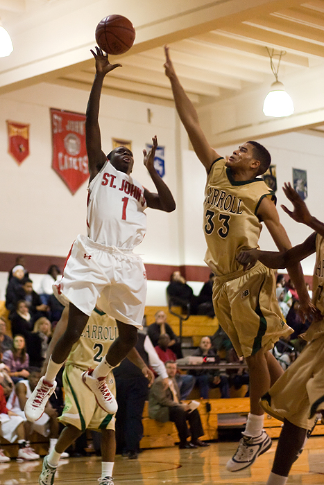 Archbishop Carroll St. John's Basketball