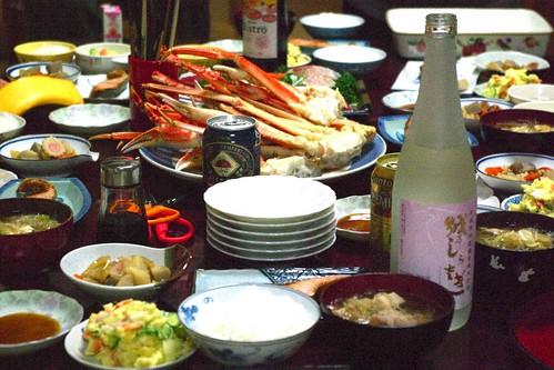 大晦日の晩餐2009 - yutacar