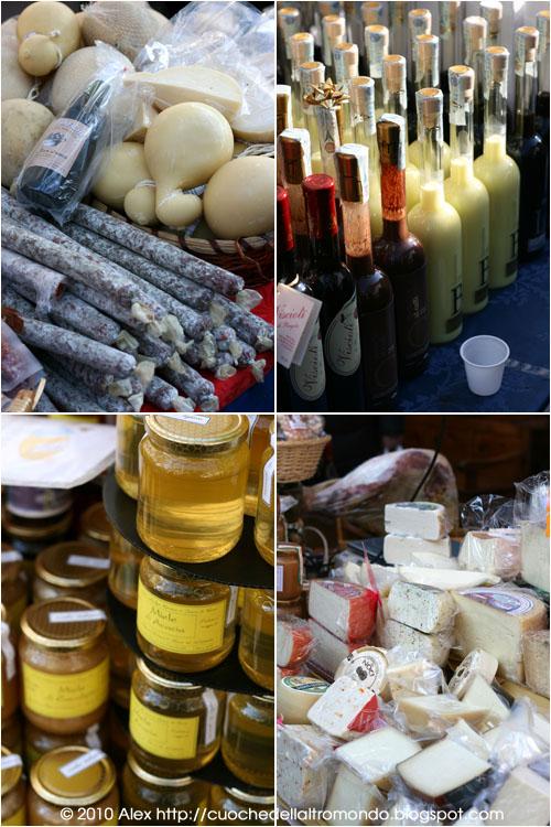 Formaggi liquori miele