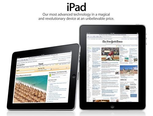 「iPad」についてグダグダと・・・