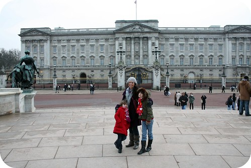 London , Buckingham Palace