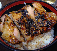 YAKITORIDON (Animated GIF/wiggle 3D) (yoshing_BT) Tags: foods stereophotography animated yakitori w1 wiggle       animatedstereo