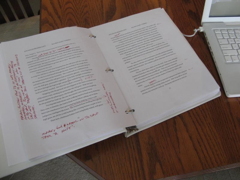 Tyrmia Second Draft Edits