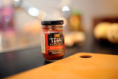 red curry paste - gluten-free!