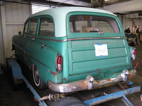 1964 Pontiac Bonneville Safari