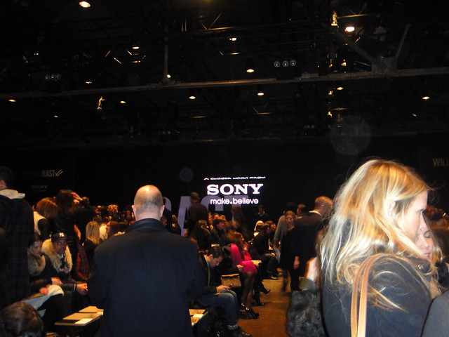The William Rast Fashion Show by Sony Electronics