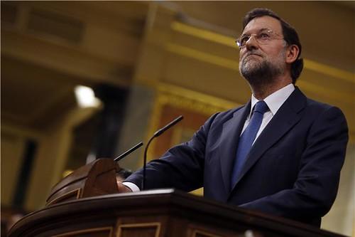 Rajoy contrario a la subida de impuestos