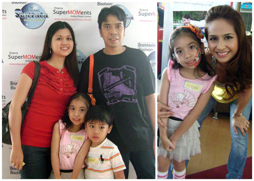 bisolvon alagang supermom event, blue whale fun ranch, regine tolentino