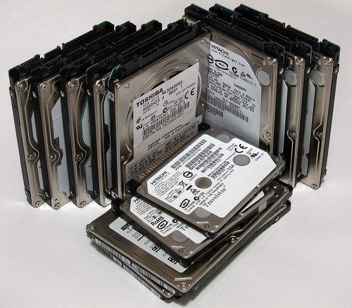 12 HDDs