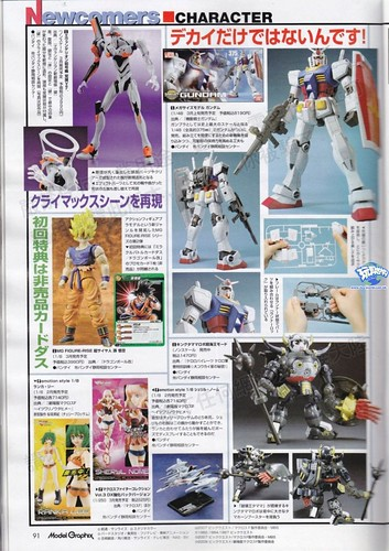 Super Saiyan King. MG Figurerise 1/8 Super Saiyan