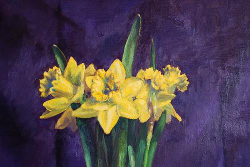 20100301 WIP Daffodils