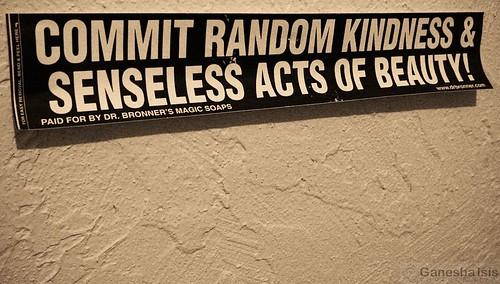Commit Random Kindness