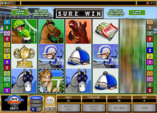 Sure Win slot game online review