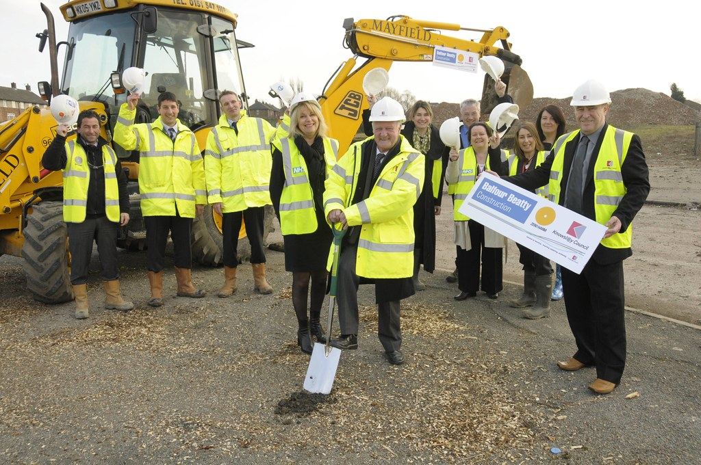Work starts on new leisure and culture park for Knowsley