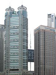 China Insurance Building (中国保险大厦), Shanghai.
