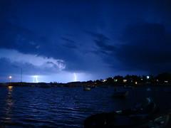 storm (W_A_L_K_M_A_N) Tags: sea storm nature be there lightning brewin a therebeastormabrewin