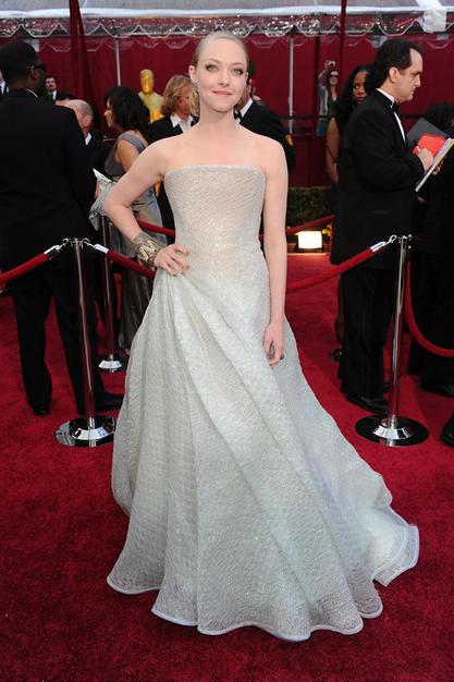 Amanda Seyfried at the 82nd Annual Academy Awards by AbbieReal