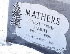 ...remember this (dmixo6) Tags: life winter canada nature graveyard weather death spring memorial tombstone memory melt muskoka thaw sapsucker bipolar dugg dmixo6
