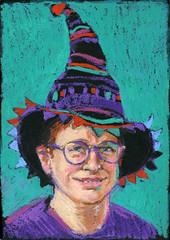 Julia Kay the Wizard