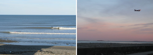 City Surf Diptych