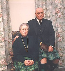 The late James Edward Moir MacArthur, Chief of the Name and Arms of the Honourable Clan Arthur and his wife Patriciamacarthur1