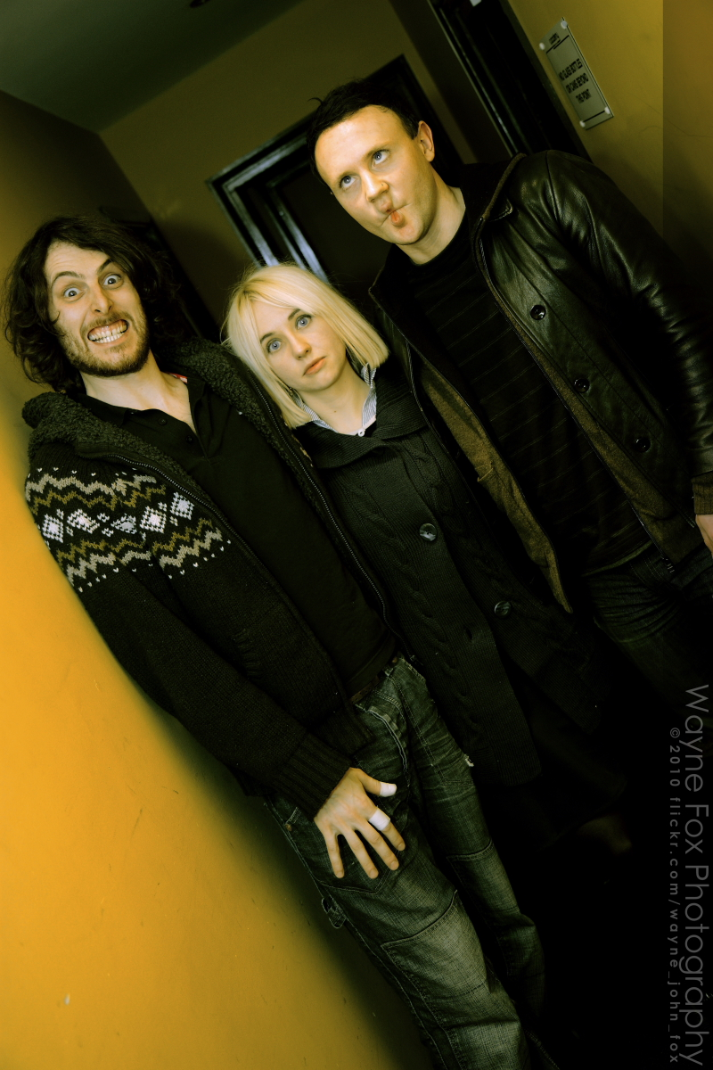 Interview with The Joy Formidable [20 March 2010]