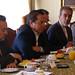 Canciller Patiño se reúne con Embajadora de Estados Unidos, Heather Hodges y el Embajador de Canadá, Andrew Shisko