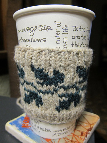 #90 - Coffee Sleeve for Loririce