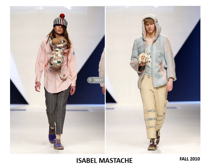 ISABEL MASTACHE FALL 2010 4