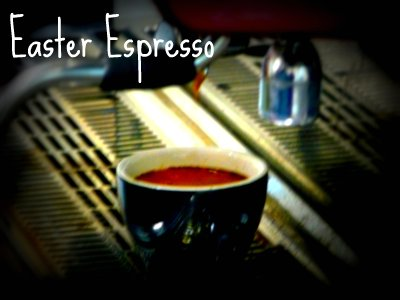 MMM...espresso.