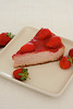 Thumbnail image for Vegetarian Strawberry Cheesecake