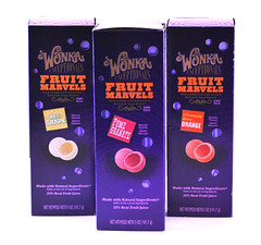 Wonka Fruit Marvels Boxes