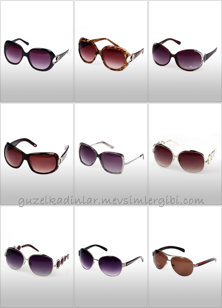 2010 yaz sezonu yaz modası Karen Walker Sunglasses Eye Wear Güneş Gözlükleri En Güzel En Karizmatik ve Havalı Güneş Gözlüğü Modelleri