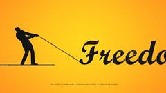 The Libyans & Freedom      (Taha Elraaid) Tags: beautiful photoshop photography freedom back islam australia arab libya taha wollongong 2011 misurata libyans elraaid