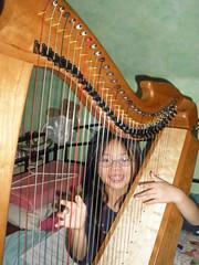 Olivia Behind the Strings
