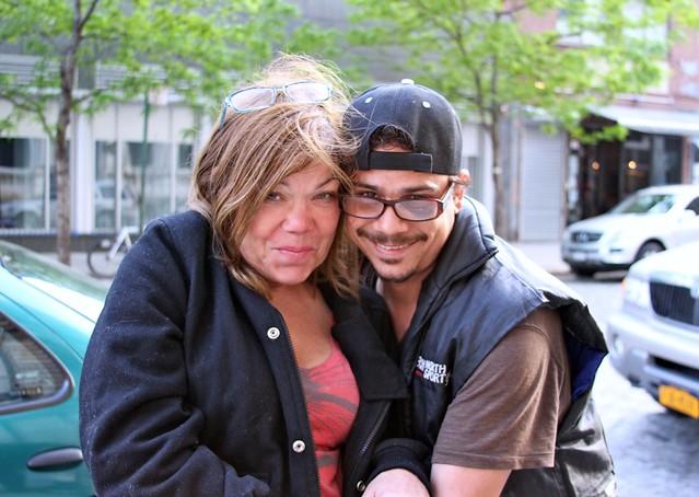 married couple, Bond near Bowery