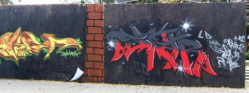 DSCF5312 graffiti, Mersin