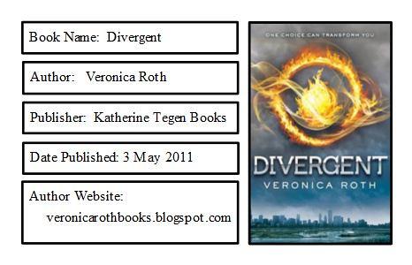 Divergent Bookplate