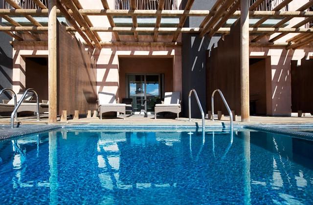 Quarto com piscina 2 - Baobab Resort