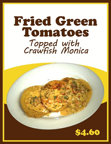 LaPlace Frostop Fried Green Tomatoes by LaPlace Frostop