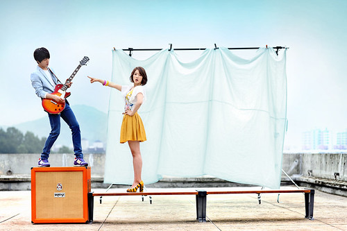 Heartstrings /You've Fallen For Me Teaser - Lee Shin (Jung Yong Hwa)‏