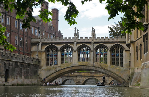Bridge on the River Cam