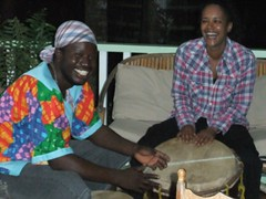 Garifuna Drumming Lessons (Hickatee) Tags: forest rainforest belize wildlife culture toledo jungle puntagorda drumming garifuna lessons hickatee toledodistrict hickateecottages drumminglessons garifunadrumming hickateebelize hickateepuntagorda