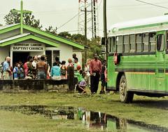 Chiesa Battista,Belize Forest (Diego uba) Tags: {aggiungereleparolechiavedelimitatedapuntoevirgola} chiesa belize forest batptist battista