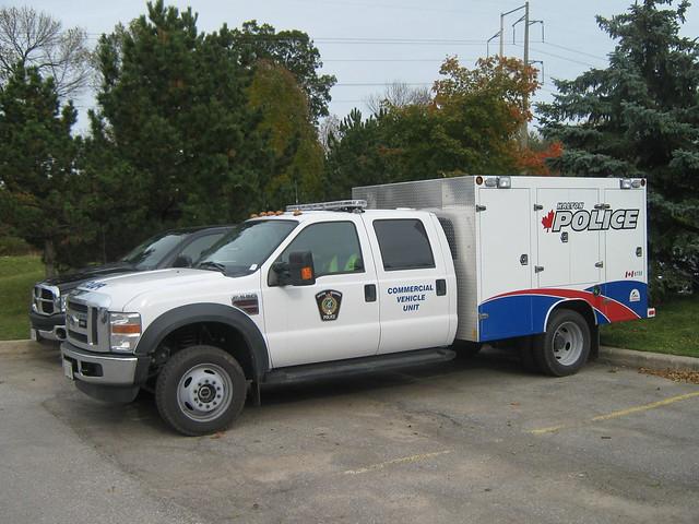 ontario canada ford police poc halton