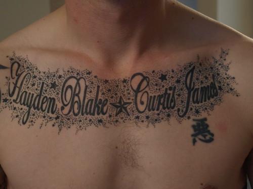 Star Tattoo Roly Todd Star Tattoo By